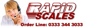 Rapid Scales - Telephone 0333 3443033